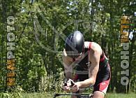 Triathlon medio e olimpico di candia 2016